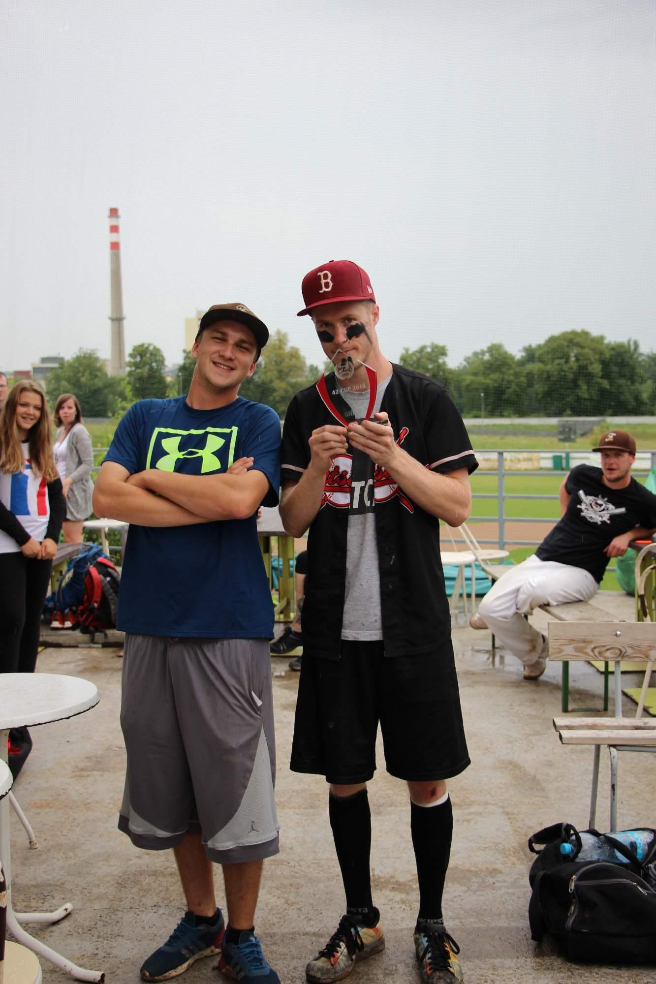 42 Cup 2016 | Jakub Vykoukal - The Lightsabers (vpravo)