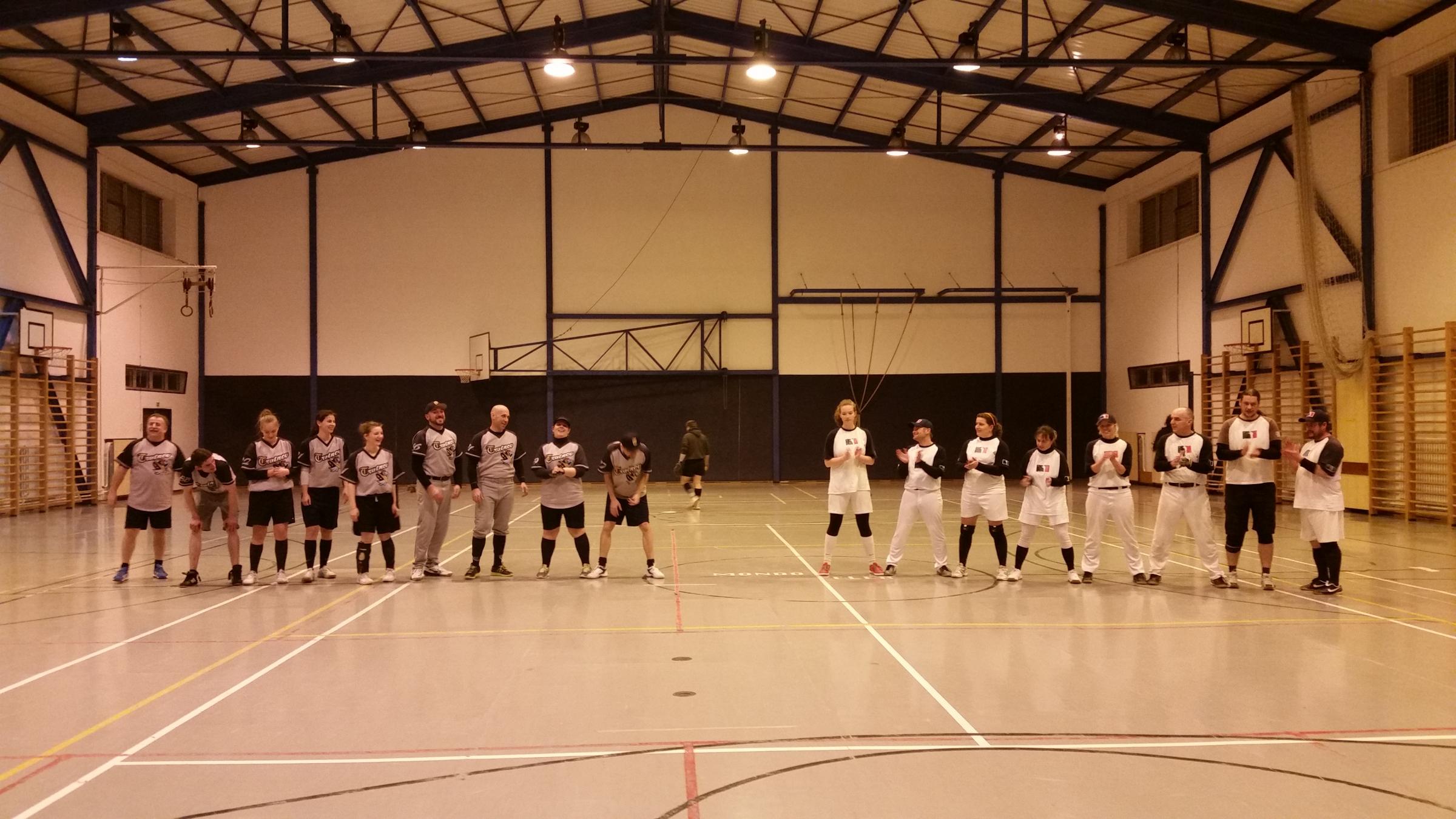 Indoor Trautenau 2016 | Rytíři - Waynes 1 | foto Meggy