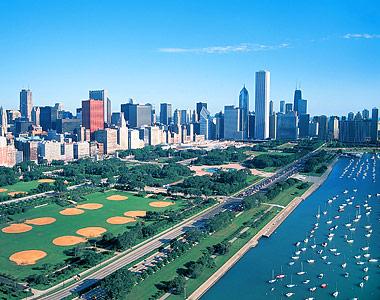 Chicago a softball