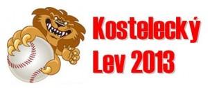 Kostelecký lev 2013