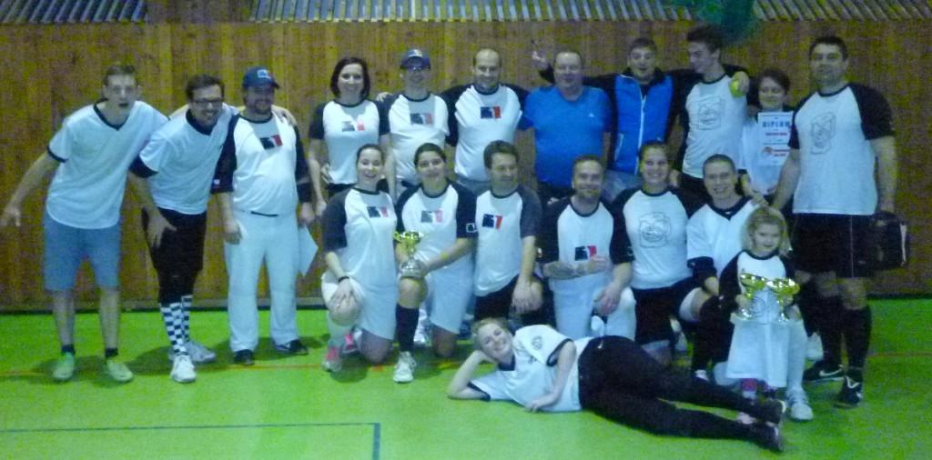 Kostelecký lev 2017 | Trutnov HSM & Waynes Pardubice White