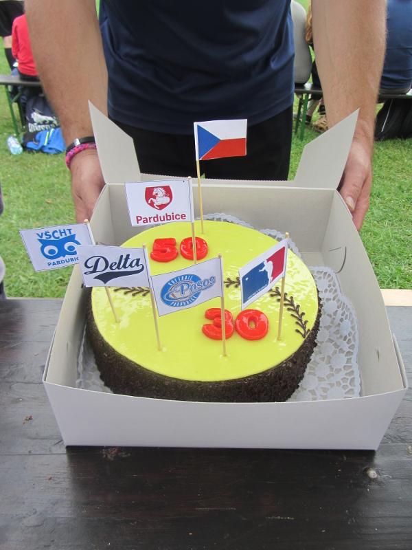 Svařák 2014 | dort | foto Šárka